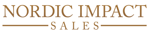 Logo for Nordic Impact Sales